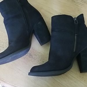 Sbicca Black Booties